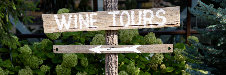 Wine Tour Banner